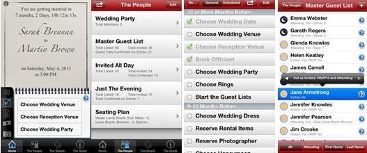 Мобильные приложения, которые помогут организовать свадьбу - фото №2
