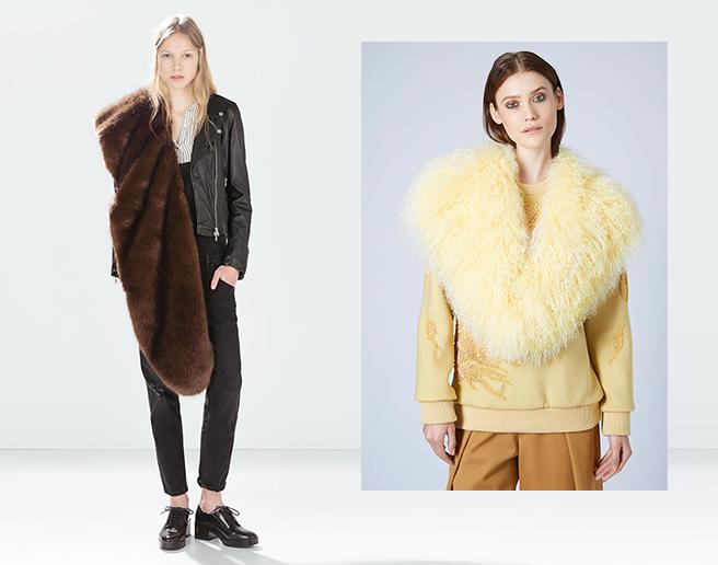 Что купить: теплые шапки, перчатки и шарфы - фото №3