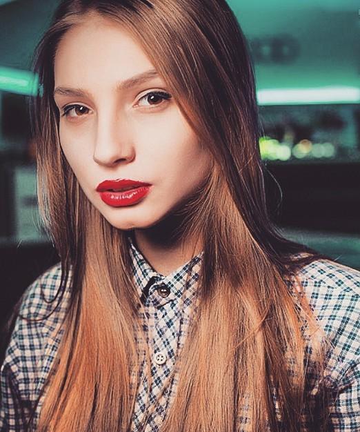 аня сулима супермодель по-украински 2 лицо
