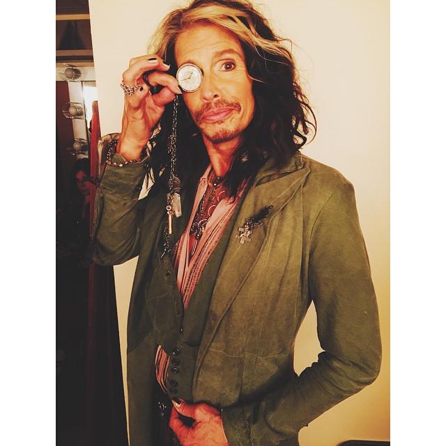 Солист Aerosmith Стивен Тайлер признался, что вырос на борще - фото №1