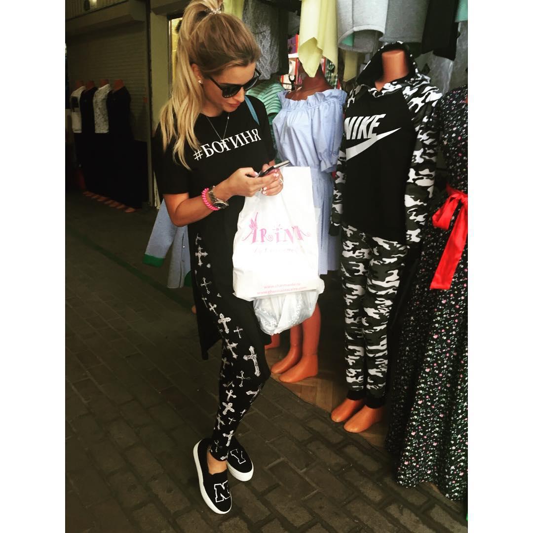 Почему Ксения Бородина покупает вещи на рынке: ведущая стала ближе к народу - фото №2