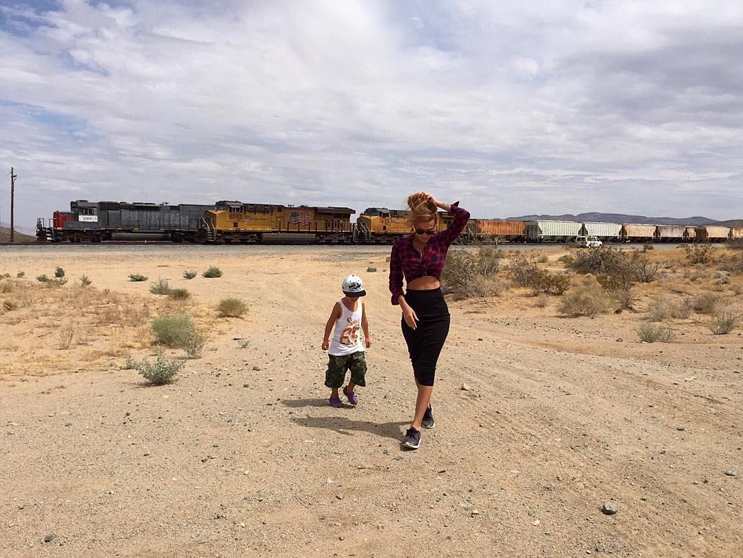 Как Алена Водонаева отметила 5-летие сына - фото №8