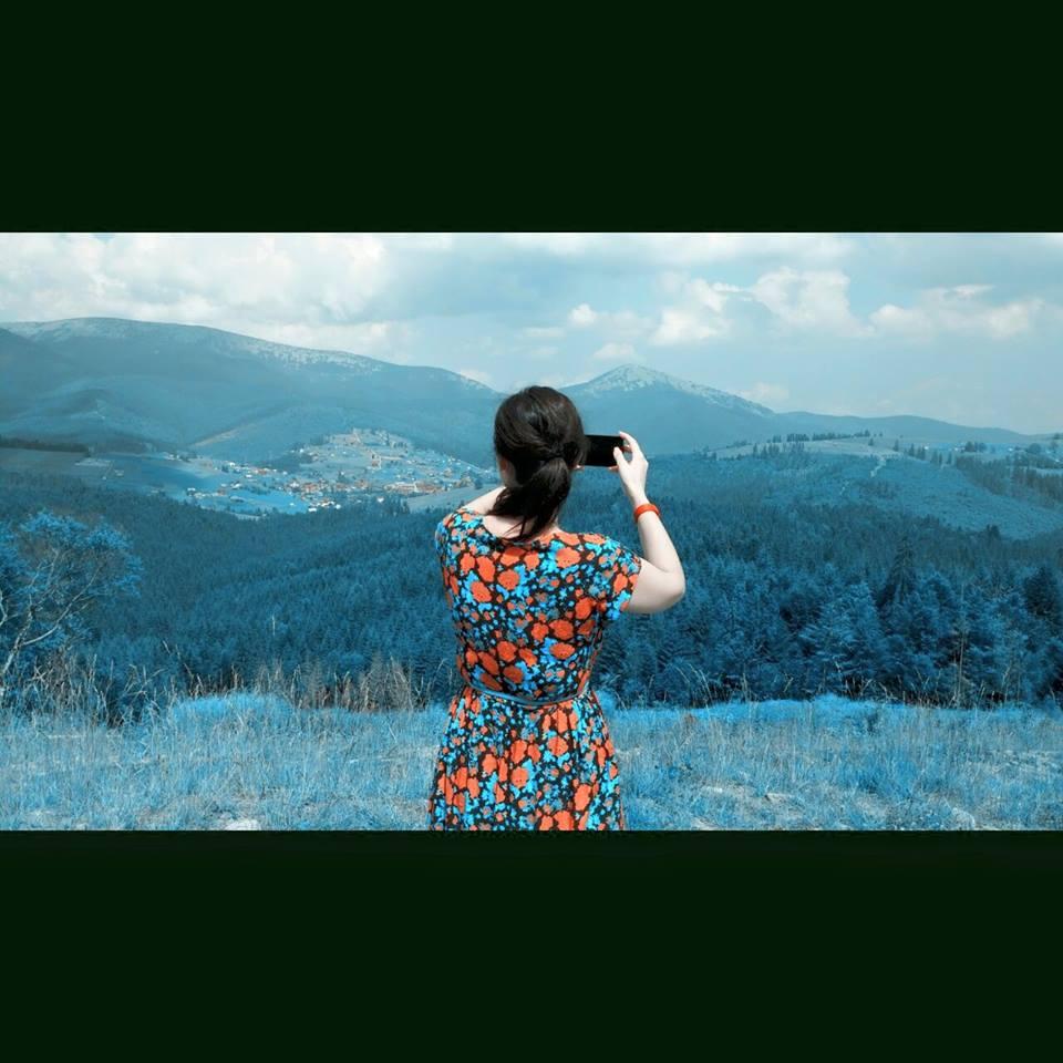 Как отдыхает Соломия Витвицкая: вдохновение в Карпатах - фото №2
