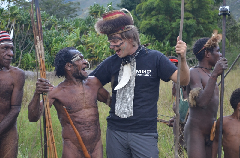 Дмитрий Комаров: Папуаска на острове Новая Гвинея предлагала мне заняться любовью - фото №1