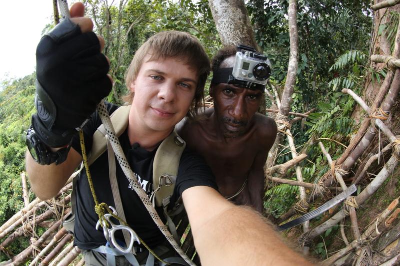 Дмитрий Комаров: Папуаска на острове Новая Гвинея предлагала мне заняться любовью - фото №2