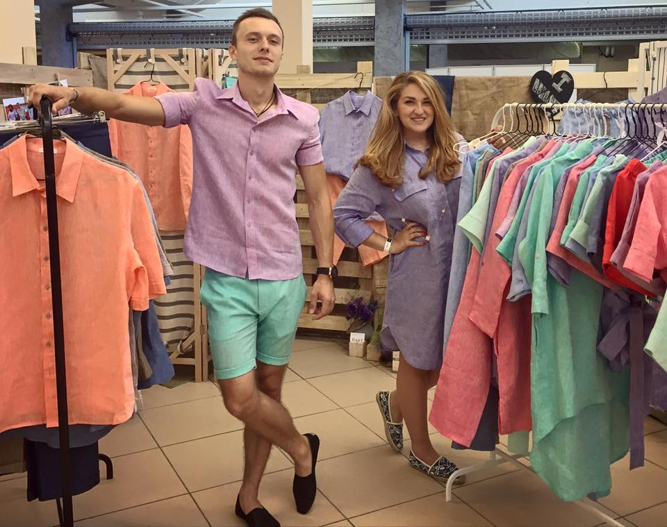 Где одеться в Украине: новый бренд #WANT