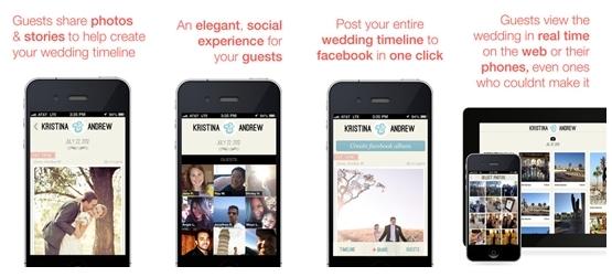 Мобильные приложения, которые помогут организовать свадьбу - фото №4
