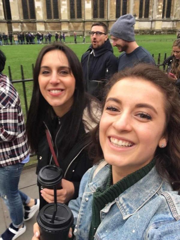Как 21-летняя киевлянка собиралась на красную дорожку: специальный репортаж с церемонии Brit Awards 2017. ЭКСКЛЮЗИВ - фото №21