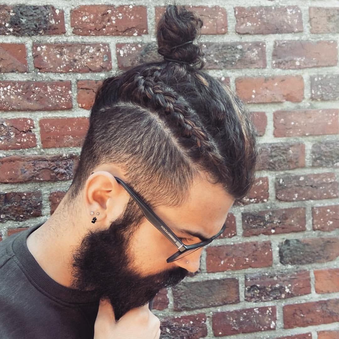 Коса – мужская краса: новый тренд, который пришел на смену брутальной бороде - фото №2