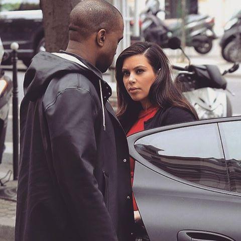 Ким и Канье развод