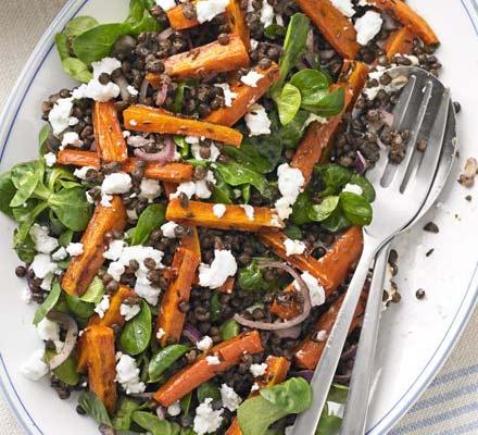Рецепты салатов для пикника - фото №3