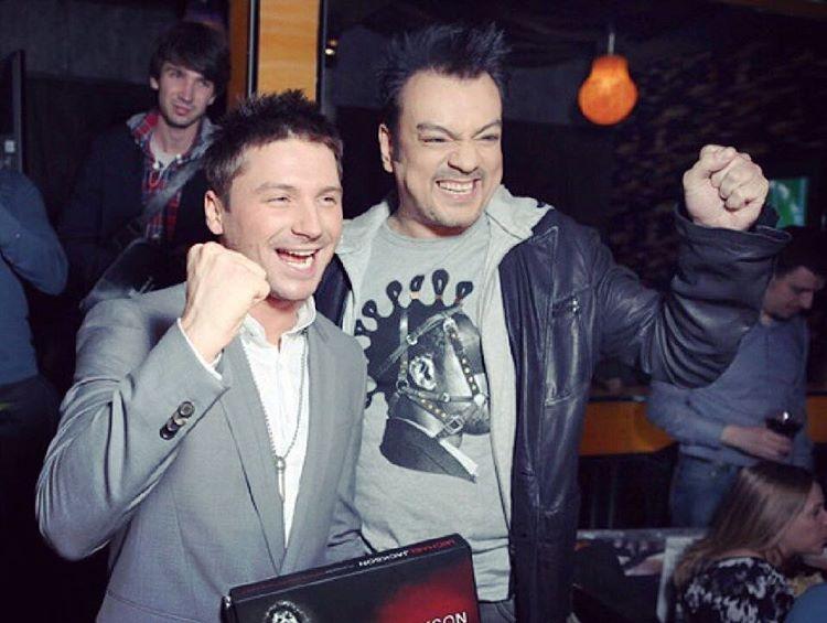 Лазарев и Киркоров
