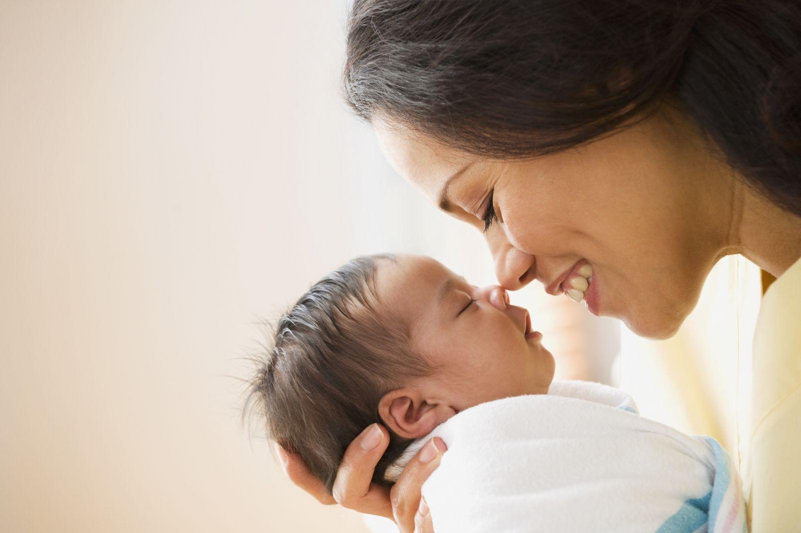 Диета для кормящих мам - фото №1