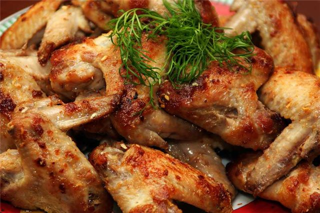 Лучшие рецепты маринадов для курицы - фото №1