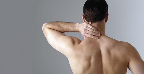 мужская шея фото