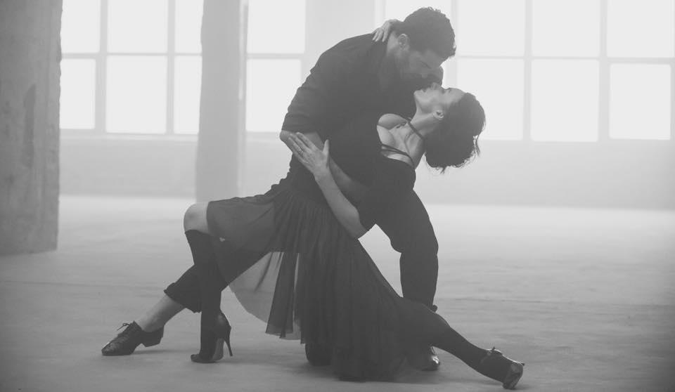 Мейхер танцует