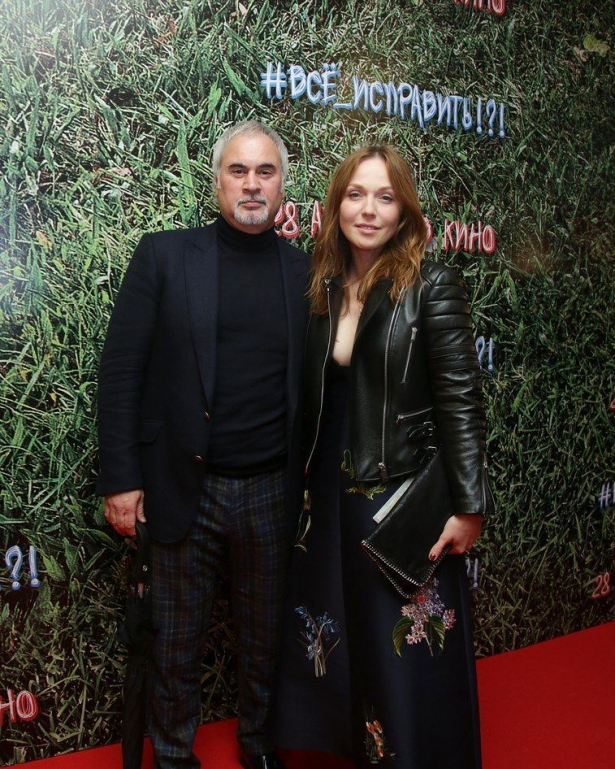 меладзе и джанабаева фото