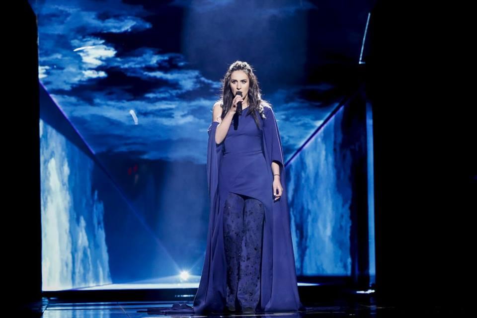 Джамала платье Евровидение 2016