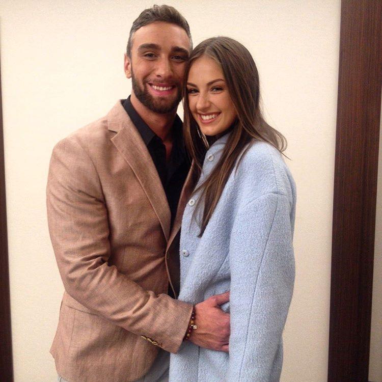 Иракли и Алена после окончания шоу Холостяк 6 фото