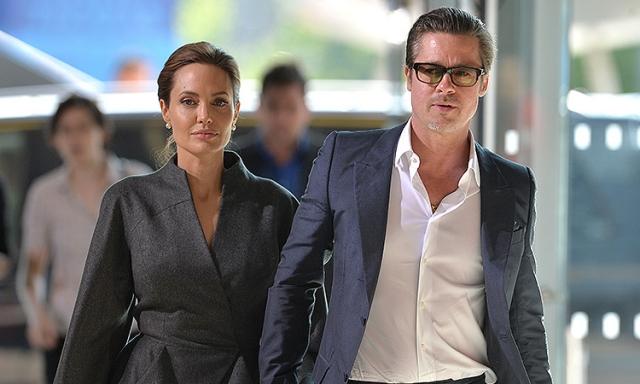 СМИ: Анджелина Джоли и Брэд Питт возобновили отношения! - фото №2
