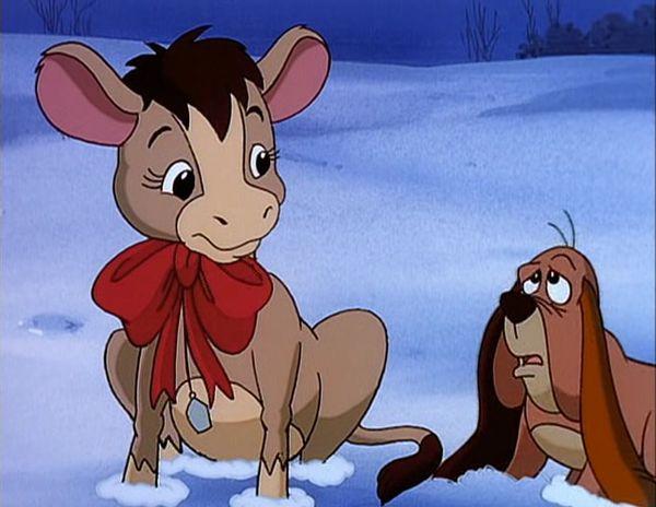 Рождественские мультфильмы для детей и взрослых - фото №5