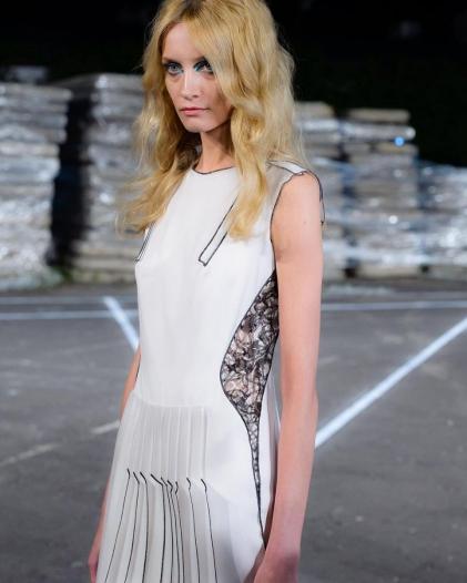 платье польского дизайнера Gosia Baczynska