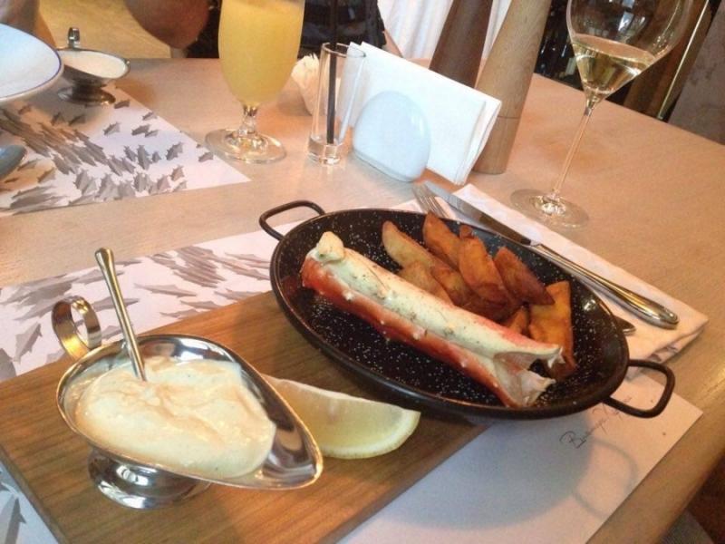 Блог Березы. В двух словах про обед в скандинавском ресторане IBSEN - фото №6