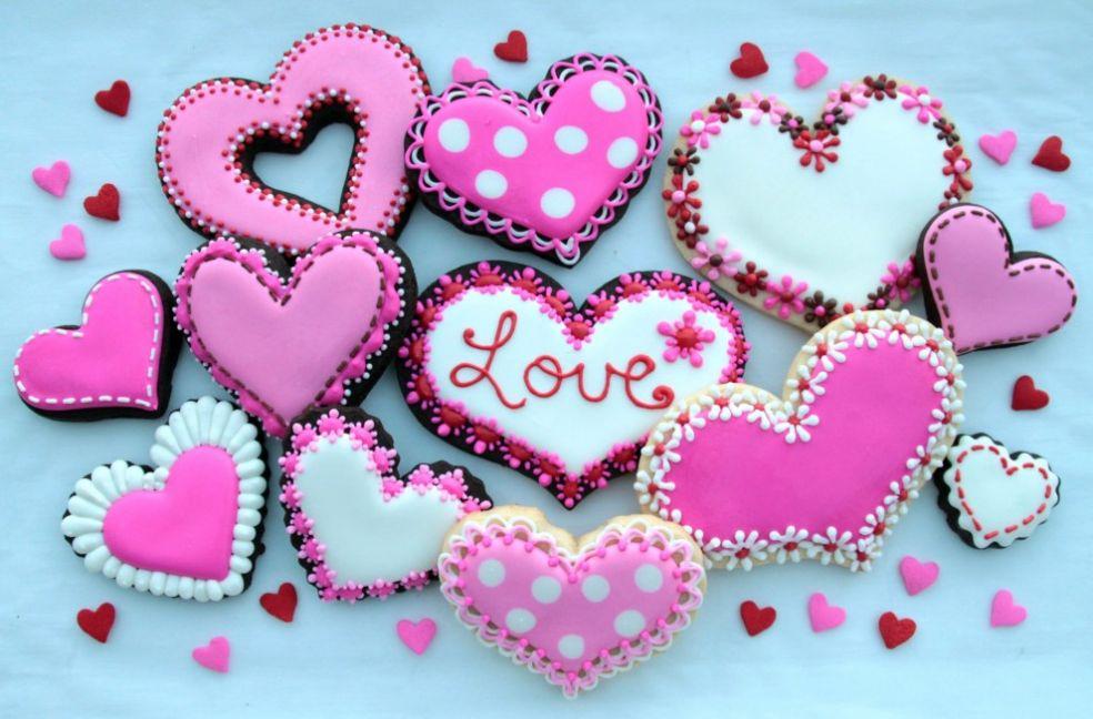 Съедобные валентинки: топ 5 вариантов - фото №2