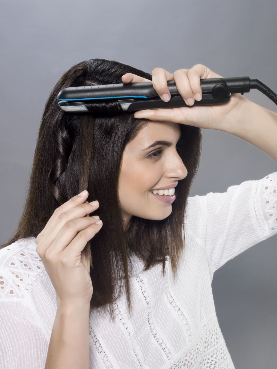 стайлер для волос rowenta