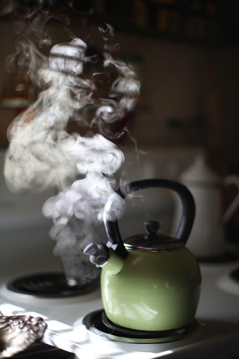 генеральная уборка: как очистить чайник от накипи