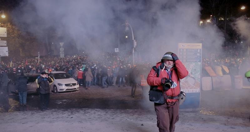 Сергей Лозница представил нашумевший фильм Майдан в Киеве - фото №3