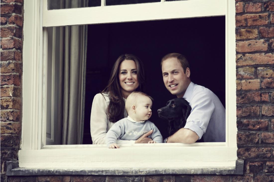 Чем занимались звезды на прошлой неделе: море селфи и портрет британской принцессы - фото №5