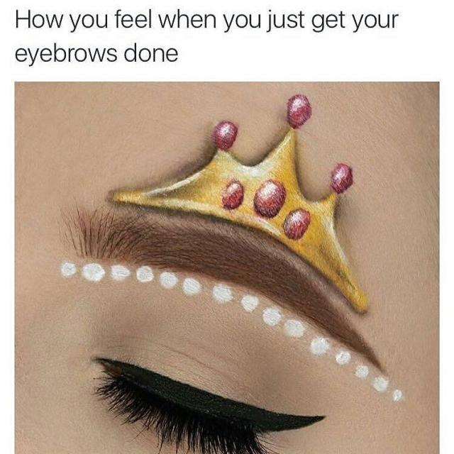 мемы красота