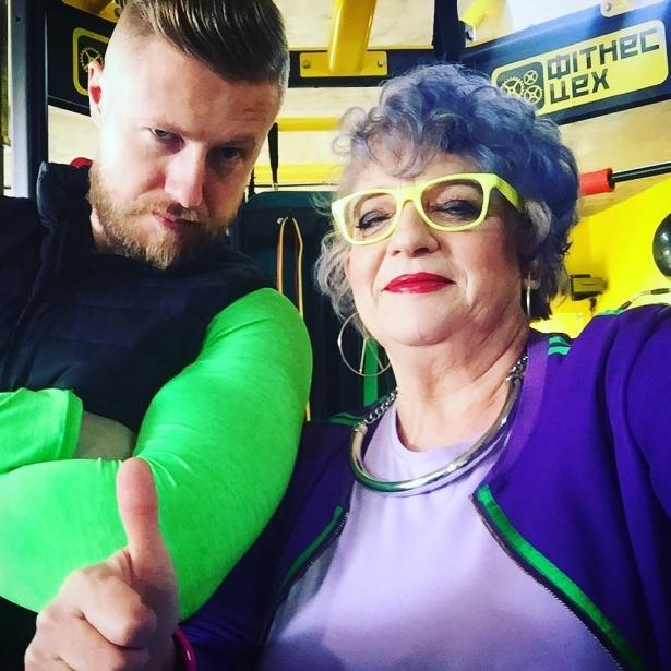 Еще одна модная Инста-бабушка: как украинская пенсионерка стала новой Бадди Винкл - фото №2