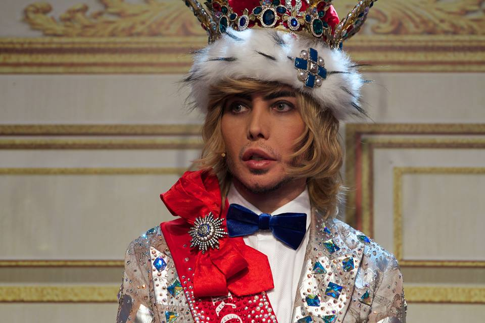 Сергей Зверев: Одежда Chanel для меня - и от сглаза, и от порчи - фото №1