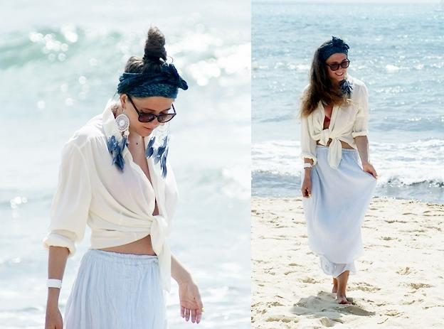 Лучшие пляжные луки лета 2013 - фото №26