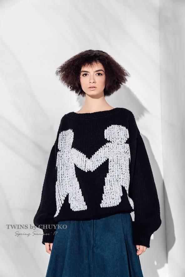 Где одеться в Украине: зимний минимализм CHUYKO