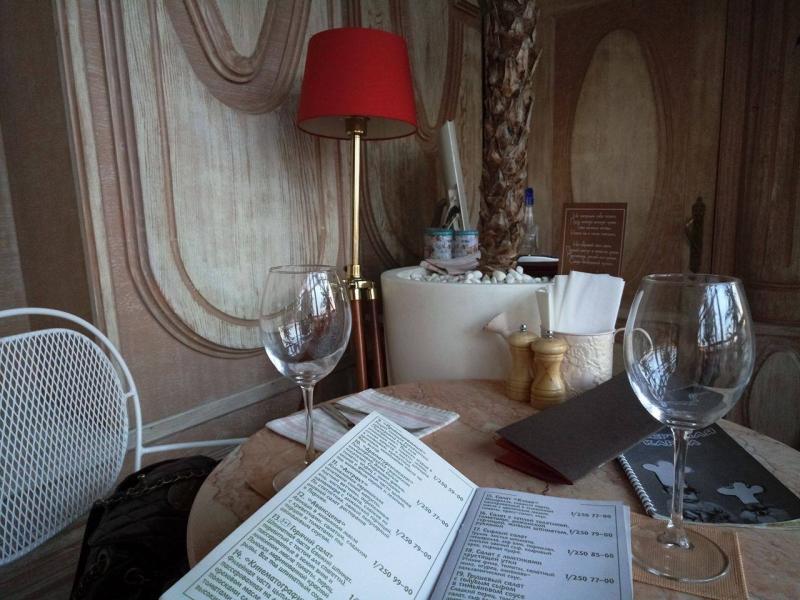 Блог Березы: увидеть «Париж» и поесть - фото №17