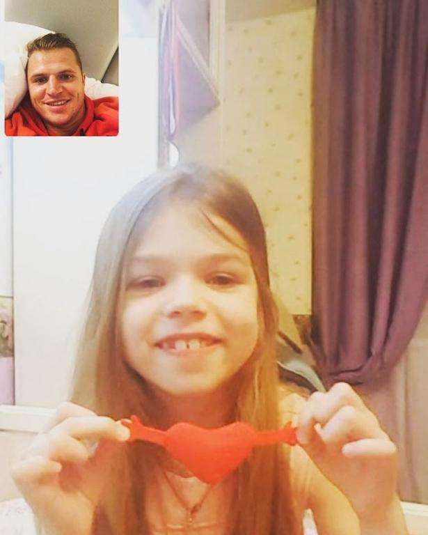 дочь дмитрия тарасова