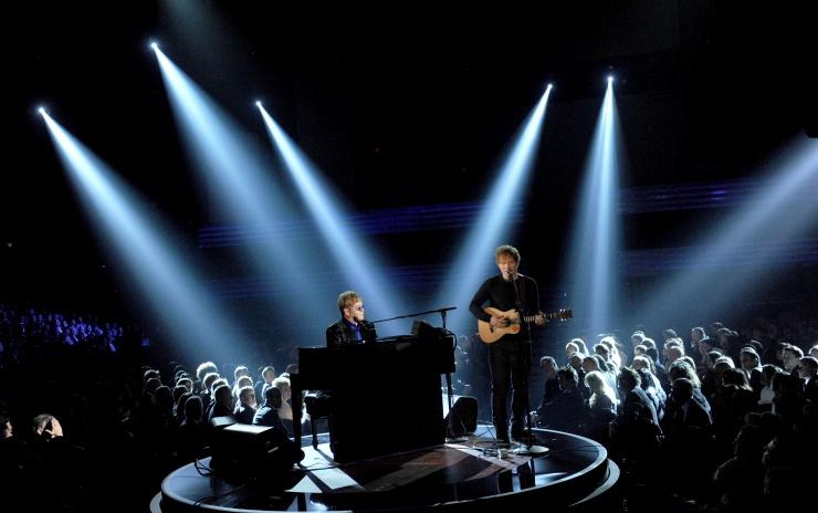 Grammy 2013: победители и красная дорожка. Фото - фото №3