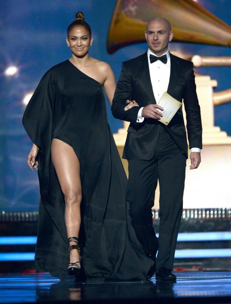 Grammy 2013: победители и красная дорожка. Фото - фото №2