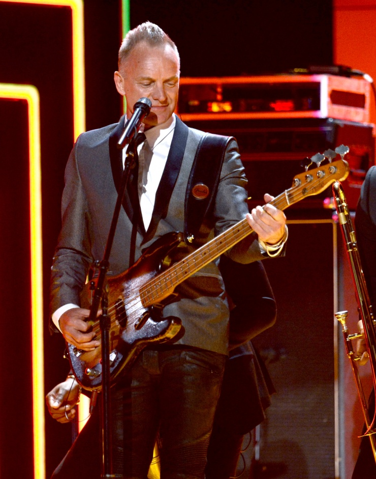 Grammy 2013: победители и красная дорожка. Фото - фото №14