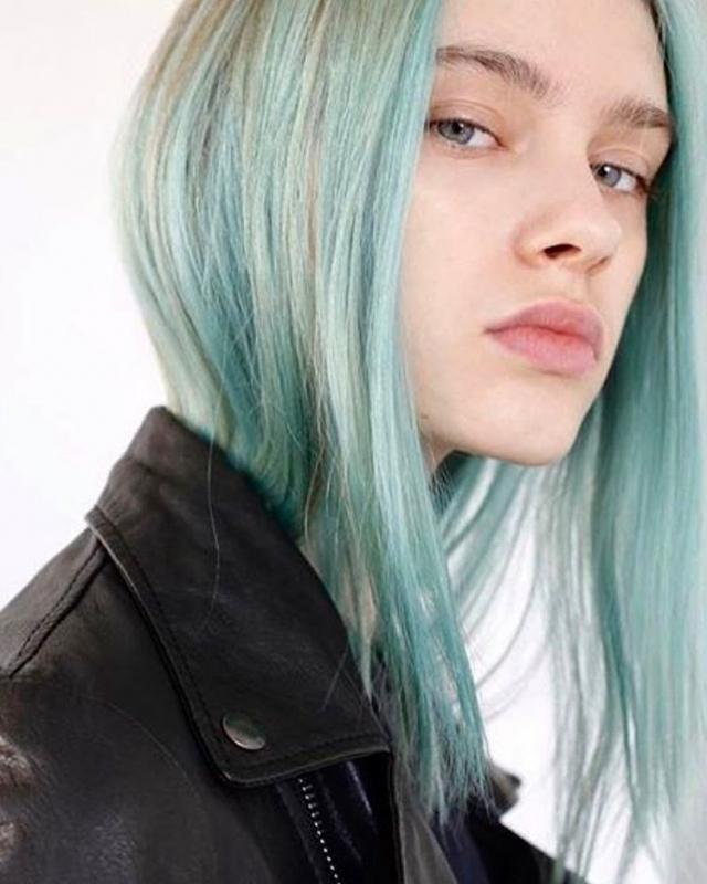 Модное пастельное окрашивание волос: 8 интересных идей - фото №8