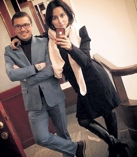 Тина Канделаки официально подтвердила свое замужество - фото №2