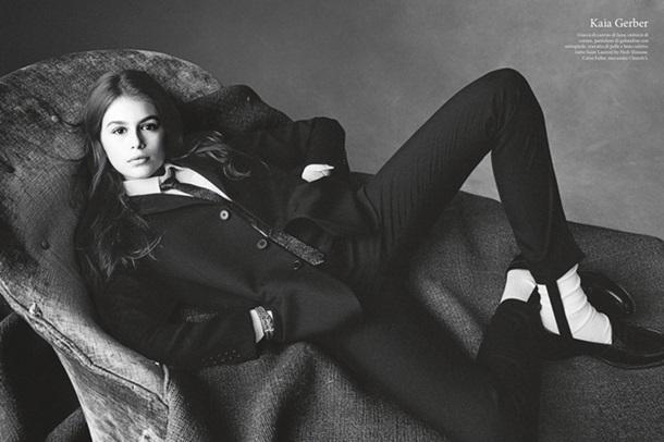 Свежие лица: дочь Синди Кроуфорд стала моделью