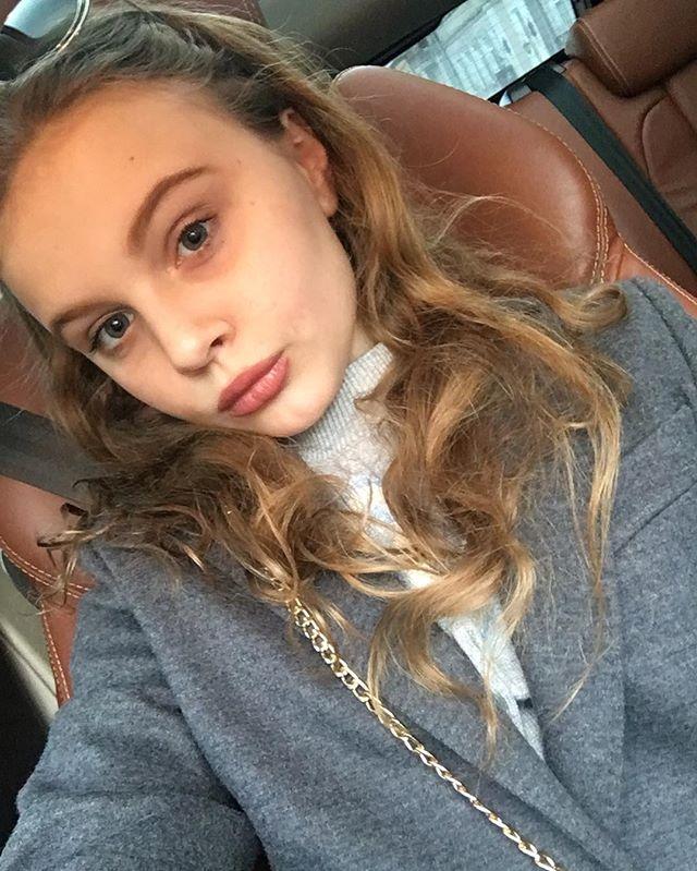 11-летняя дочь Ольги Фреймут удивила селфи со взрослым макияжем (ФОТО) - фото №1