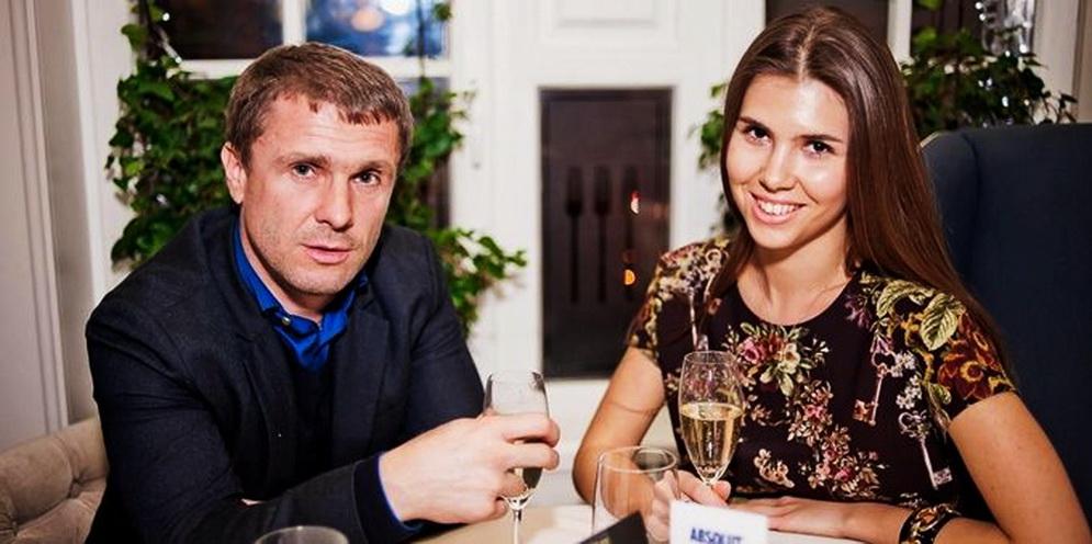 Сергей и Анна Ребровы