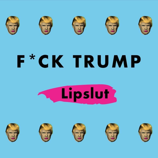 "Протест помадой: студентка из США разработала косметику ""Анти-Трамп"" (ФОТО) - фото №1"