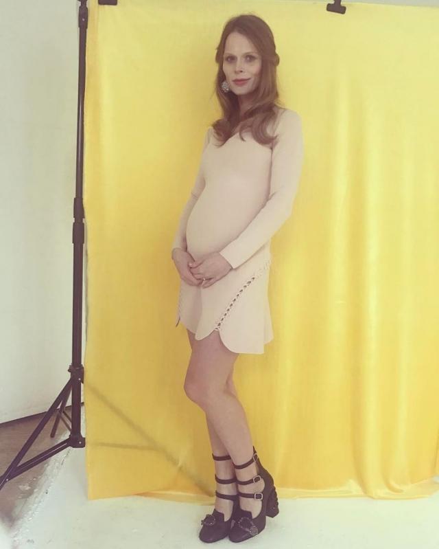 Беременная Ольга Фреймут назвала дату рождения третьего ребенка - фото №2