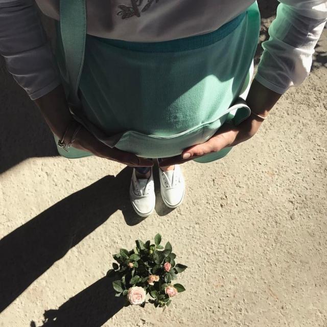 Жена фронтмена группы O.Torvald похвасталась округлившимся животиком (ФОТО) - фото №3